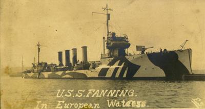 The USS Fanning