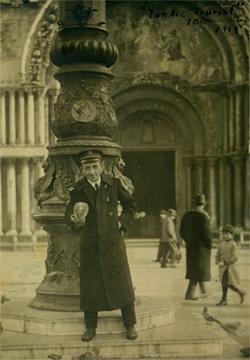 Grandpa in Venice