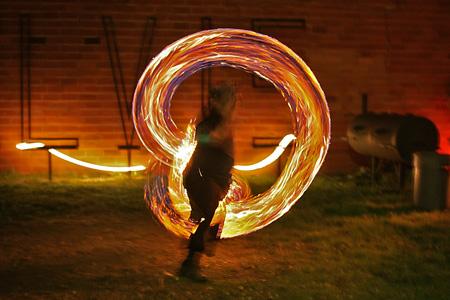 Zion's Fire