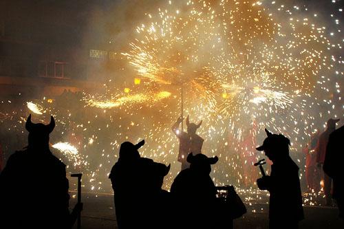 Fire Parade